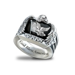 American Eagle Men's Ring