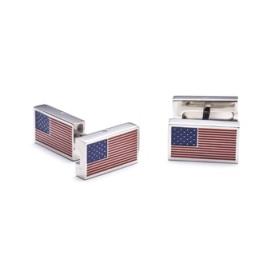 American Flag Flip Bar Cufflinks