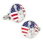 American Liberty Cufflinks