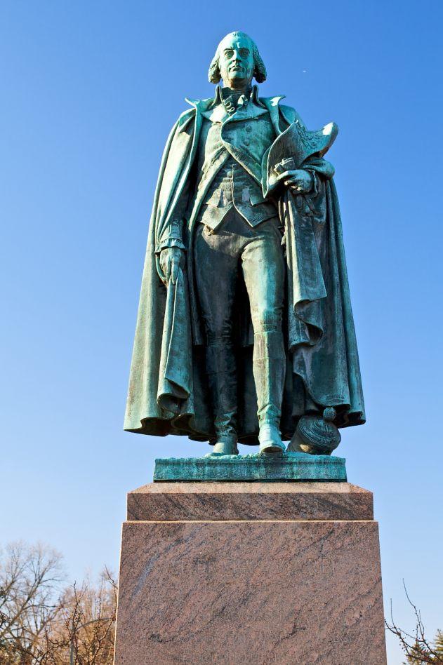 General Artemas Ward Statue, Washington DC