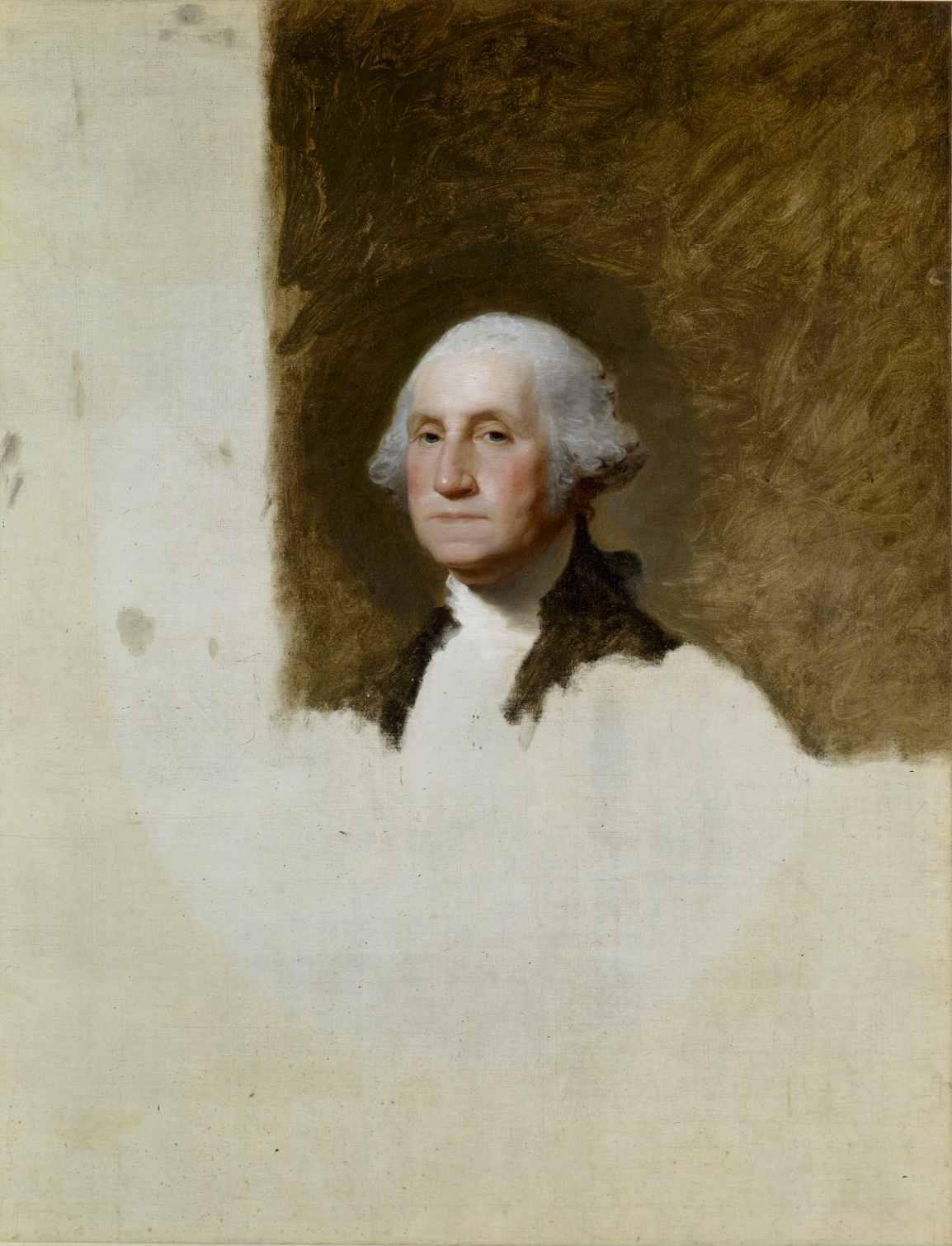 Athenaeum Portrait by Gilbert Stuart