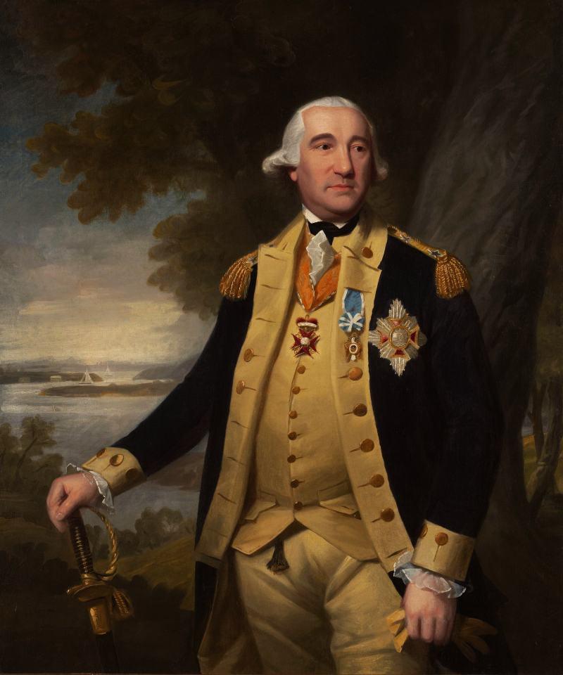 Friedrich Von Steuben: Father of the