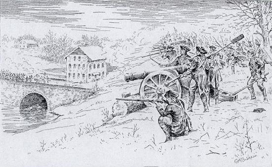 Battle of Assunpink Creek