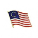 Betsy Ross Flag Lapel Pin