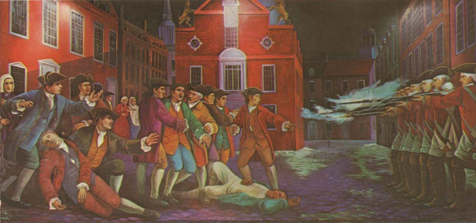 Boston Massacre by Jose Perez