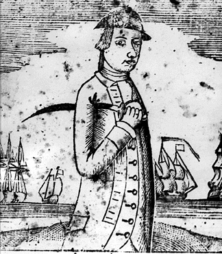 Captain John Manley
