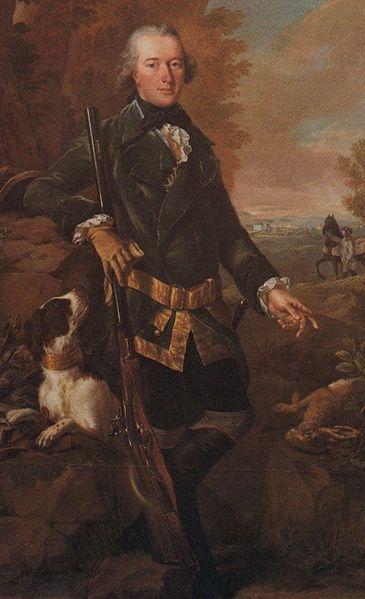 Colonel Carl von Donop