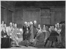 Committee of Five Engraving