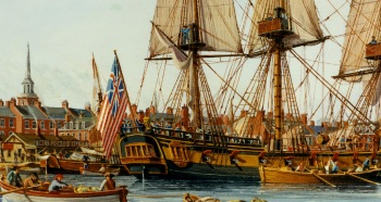 Continental Ship Alfred
