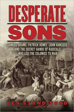 Order Desperate Sons by Les Standiford