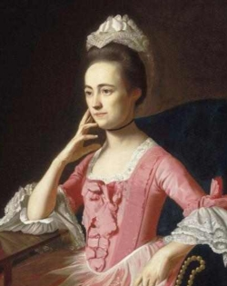 Dorothy Quincy Hancock