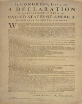 Declaration of Independence=