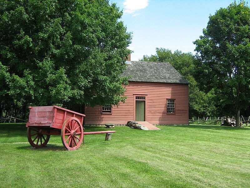 Ethan Allen Home, Burlington, Vermont