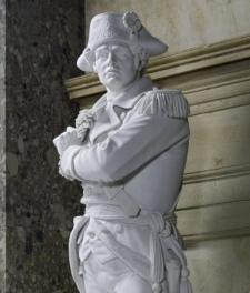 Colonel Ethan Allen Statue, US Capitol