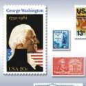 Founding Fathers Stamp Collection