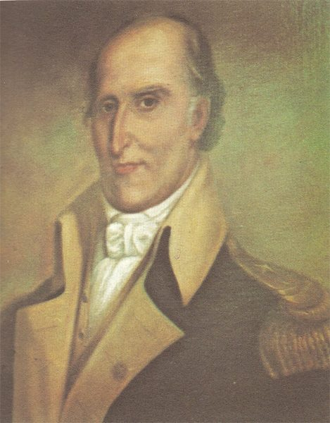 General Andrew Pickens