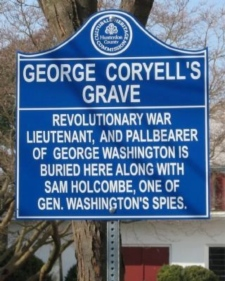 George Coryell Historical Marker