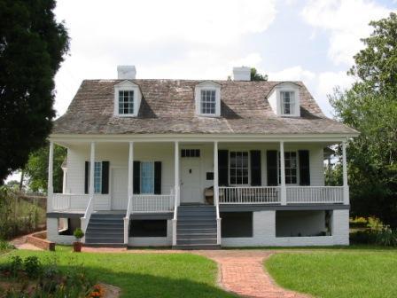 George Walton House - Meadow Garden, Augusta, Georgia