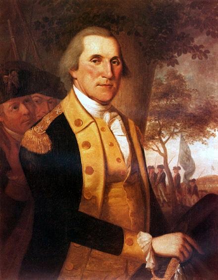 George Washington by James Peale