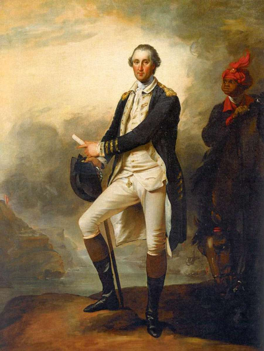 George Washington Portrait by John Trumbull, 1780