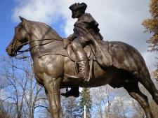 George Washington Horse Statue, Morristown, New Jersey