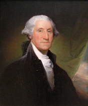 Gibbs-Channing-Avery Vaughan Portrait by Gilbert Stuart