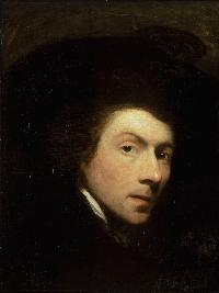 Self-portrait of Gilbert Stuart