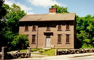 Hancock-Clarke House, Lexington, Massachusetts