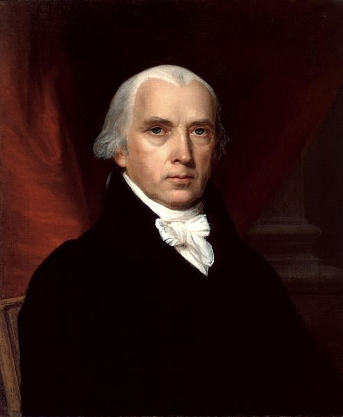 what is james madison thesis