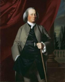 John Warren by John Singleton Copley