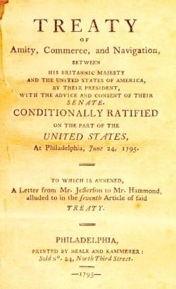 Jay's Treaty