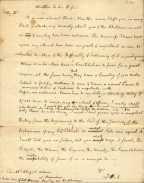 John Adams letter to Abigail Adams - July 24, 1775