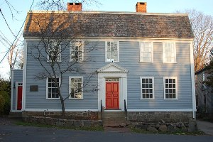 John Glover House, Marblehead, Massachusetts