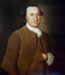 Maryland patriot leader John Hanson