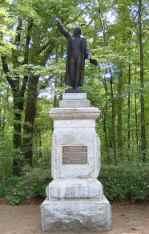John Penn's grave