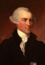 Josiah Quincy II by Gilbert Stuart