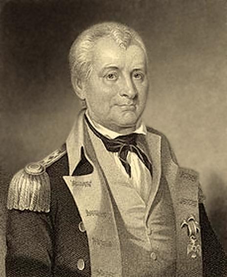 Colonel Lachlan McIntosh