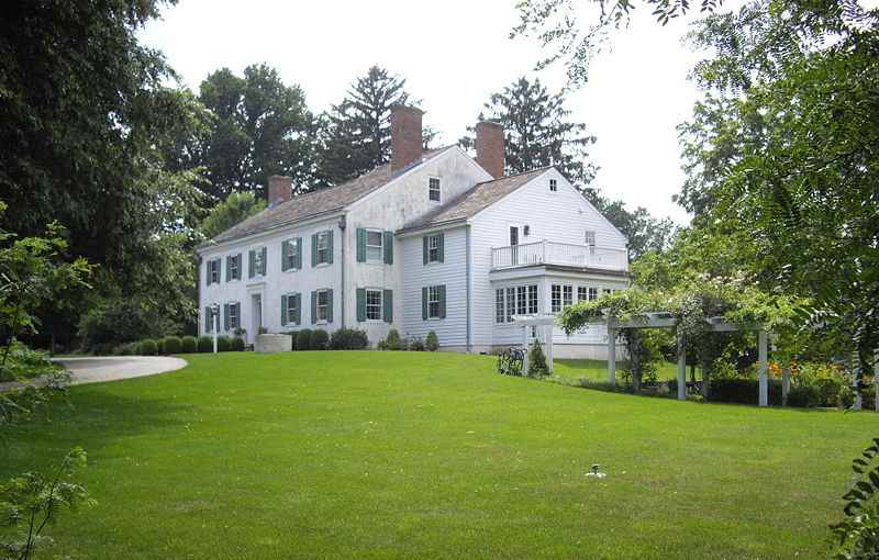 Maybury Hill, home of Joseph Hewes