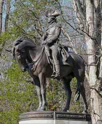 General Nathanael Greene Statue