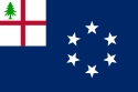 New England Governor's Conference Flag