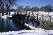 Old North Bridge - Concord, Massachusetts