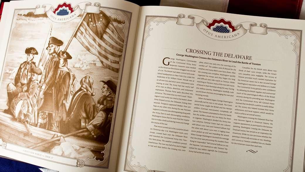 Opus Americana - Crossing the Delaware