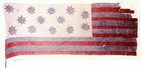 Original Guilford Courthouse Flag