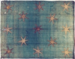 Original Washington's Commander-in-Chief Flag