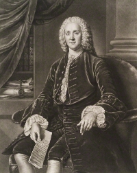 Prime Minister George Grenville