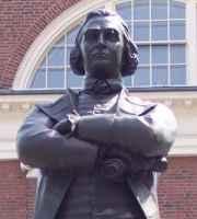 Samuel Adams Statue - Faneuil Hall