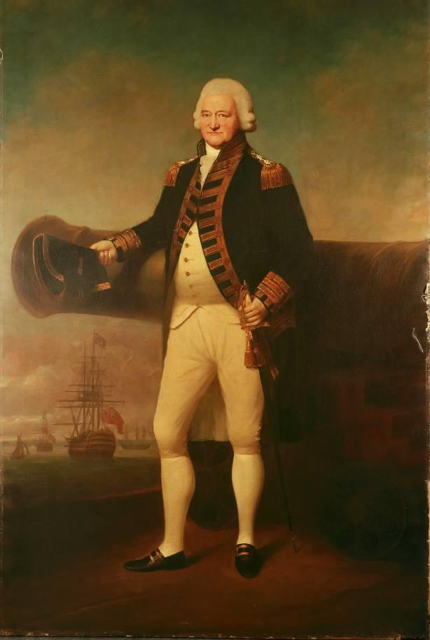 Admiral Sir Peter Parker