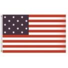 Star Spangled Banner Flag 2'x3' Nylon