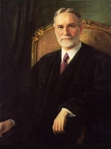 Supreme Court Justice George Sutherland