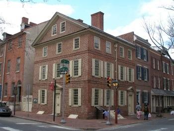 Thaddeus Kosciuszko Home, Philadelphia